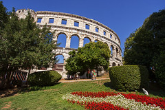 Pula 01 (.Kikaytete.QNK) Tags: kikaytete erasmus croacia croatia pula istria ruinasromanas anfiteatro