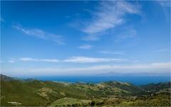 DSC_0591 Panorama (Large) (RikiAguilar) Tags: espaa spain photo foto naturaleza paisaje fotografia serenidad estrechodegibraltar cdiz andaluca mar africa