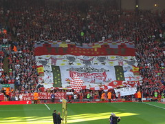Liverpool flag (lcfcian1) Tags: liverpool fc leicester city anfield football sport merseyside epl bpl premier league liverpoolfc leicestercity liverpoolvleicester liverpoolvleicestercity lfc lcfc