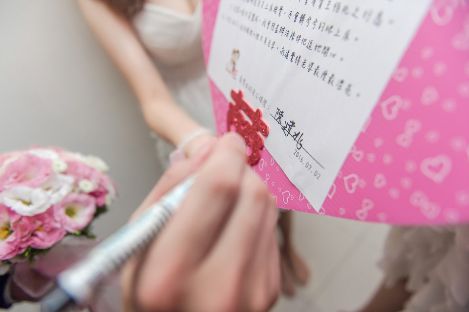 台南婚攝 情定婚宴城堡永康館 婚禮紀錄 C & V 056