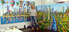 נשים יוצרות אספניות אמניות אוהבות אמנות ציורי ענק גדולים לסלון ציורים צבעוניים גדולים (iloveart106) Tags: נשים יוצרות אספניות אמניות אוהבות אמנות ציורי ענק גדולים לסלון ציורים צבעוניים