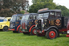 FARMING YESTERYEAR SCONE RALLY 2016 (RON1EEY) Tags: 39thsconerally2016 lorry bus albion leyland aec dodge foden bedford