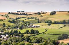 #Cerne Valley, #Dorset (Joe Dunckley) Tags: cerneabbas cernevalley dorset dorsetdowns england middorset uk agriculture barn farm farming field hill landscape nature pasture rollinghills rollinglandscape summer sunny valley