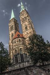 2x church (thatmanphil) Tags: germany nrnberg nuremberg canon60d sigma175028