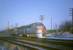 CB&Q E9 9988B (Chuck Zeiler) Tags: cbq e9 9988b burlington railroad emd locomotive naperville train chz chuck zeiler
