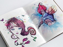 I need to Illustrate more (xikomartins) Tags: illustration franciscomartins francisco martins franciscomartinsillustration drawing painting digitalpainting art graphicdesign poetic thunder cats liono bjd character design doodling doodle sketch scrap book
