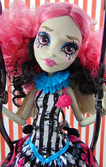 "Monster High - Freak du Chic ""Rochelle Goyle"" Fashion Doll (Mattel) (JillyBeanSSF) Tags: mattel high monster doll"