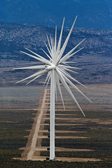 "Wind Turbines Alignment Abstract (IronRodArt - Royce Bair (""Star Shooter"")) Tags: abstract mill windmill design energy industrial power desert graphic wind nevada western visual windturbine windfarm renewable alignment align renewableenergy generateelectricity visualabstract"