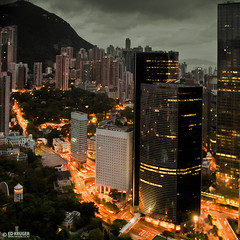 Typhoon in Hong Kong (Ed Kruger) Tags: street city morning windows light sky architecture night clouds buildings hongkong asia southeastasia cityscape asians typhoon allrightsreserved admiralty cityscene skyphoto photocity peopleofasia asiancities  edkruger asiancountries cultureofasia photosofasia abaconda qfse rodkruger photosofthesky