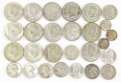 1005. Miscellaneous U.S. Silver