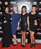 Little Mix Attitude Magazine Awards held at One Mayfair - Arrivals. London, England