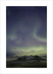 Northern Lights (Mike. Spriggs) Tags: iceland