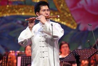 Dizi: Zhang Weiliang