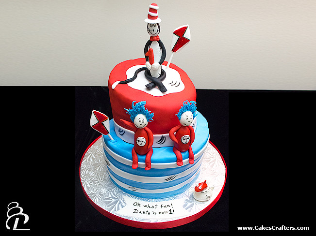 cat in the hat cake the world s newest photos of drseusscake flickr hive mind 2517