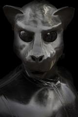 Ronin Pony (rebreatherstudent) Tags: latex folsomstreetfair roninpony wildgasmasks
