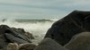 20-10-2012 (Copperhobnob) Tags: sea sky seaweed beach clouds coast waves aberdeenshire threatening dunes shore stcombsbeach