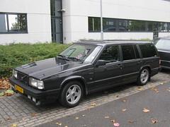 Volvo 740 Turbo (nakhon100) Tags: cars wagon volvo estate turbo 700 kombi stationwagon 745 740