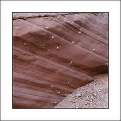 Water Holes Slot Canyon, Page, Arizona -- A study in Colors, Patterns, and Textures (jimf_29605) Tags: arizona color texture nikon sandstone pattern page rockformations slotcanyon waterholescanyon nikon1855mm navajotriballand d7000