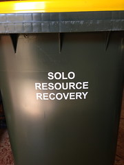 Brand new maitland recycling bin (sean1990_123) Tags: bin solo recycling sulo