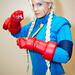 Cammy from Street Fighter by Jessica Robertson - OniCon 2012