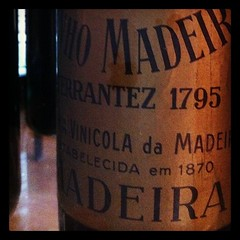 "A legendary Terrantez vintage. 1795. #madeira #madaboutmadeira • <a style=""font-size:0.8em;"" href=""http://www.flickr.com/photos/85787433@N08/8115633316/"" target=""_blank"">View on Flickr</a>"