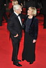 Sir Michael Parkinson and guest Royal World Premiere of Skyfall held at the Royal Albert Hall - London, England