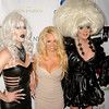 Guest, Pamela Anderson and Lady Bunny 'A Night of New York Class' Gala at The Edison Ballroom - New York City