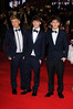 District3 James Bond Skyfall World Premiere held at the Royal Albert Hall- London