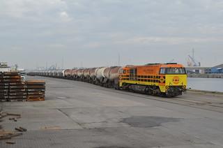 24.10.2012 (I); Euroports & Wondelgem