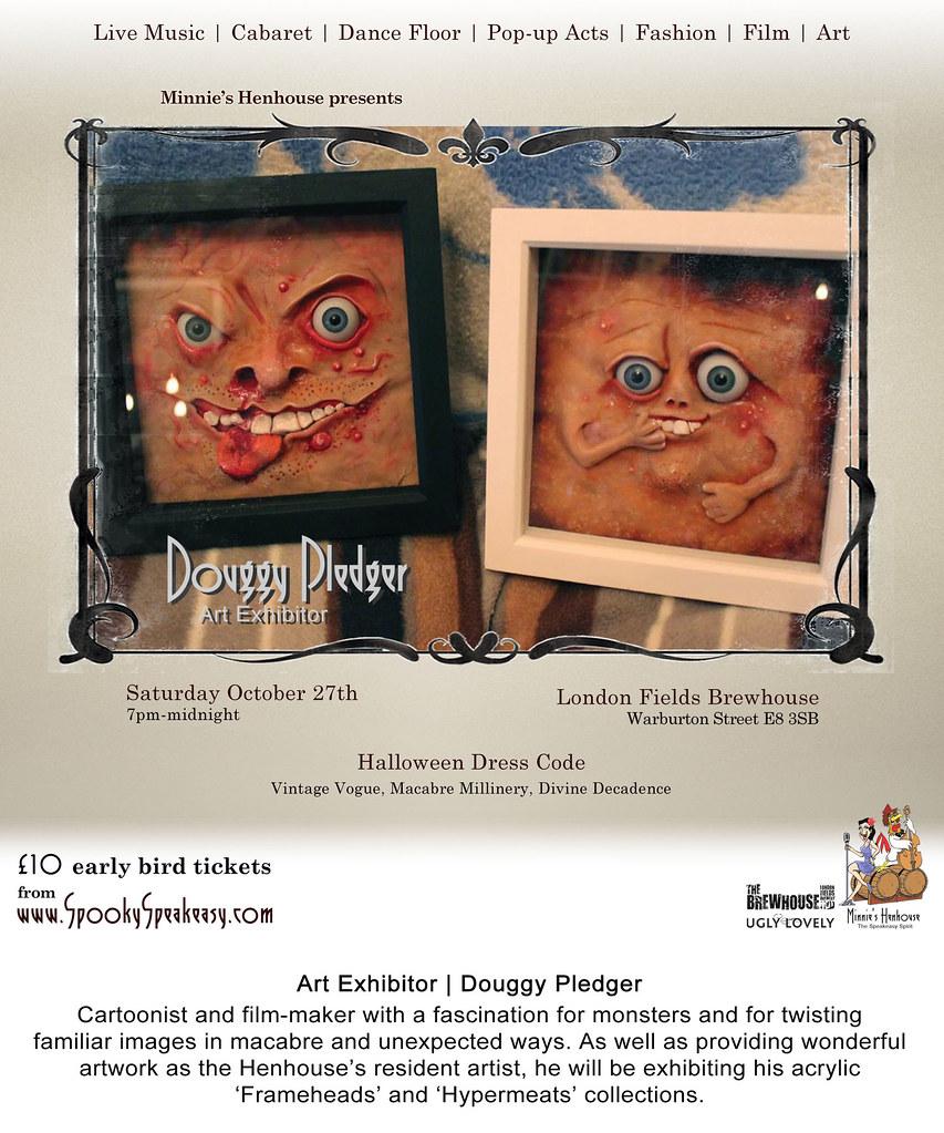 Art Exhibitor | Douggy Pledger
