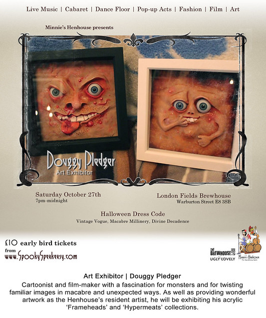 Art Exhibitor | Douggy Pledger