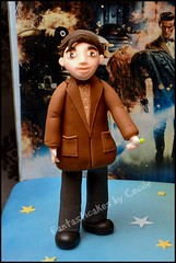 Close-up Doctor Who (Fantasticakes (Cécile)) Tags: doctorwho tardis sugarmodelling