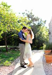 A Path Runs Through It (Brock Design Studios) Tags: golden engagement couple vivid hour method brenizer bokehrama