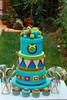 (polina_laskova) Tags: party cake cupcakes drum sugar firstbirthday giftbox