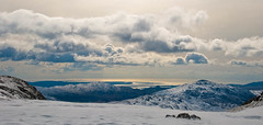"""View South from Bow Fell, Lake District • <a style=""""font-size:0.8em;"""" href=""""https://www.flickr.com/photos/21540187@N07/8142825133/"""" target=""""_blank"""">View on Flickr</a>"""