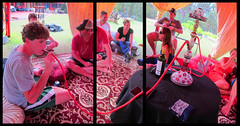 2012_1028_008 (seannarae) Tags: matt emily october triptych panel mark pano sunday tent derek hi robb hookah 2012 day06 s95