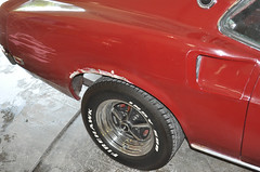 "S code 1969 Mustang Mach 1 390 4 speed Fastback damage • <a style=""font-size:0.8em;"" href=""http://www.flickr.com/photos/85572005@N00/8150727523/"" target=""_blank"">View on Flickr</a>"