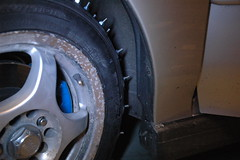 2013-01-05 FirstStudMounted_14 (Absinthe-N-me) Tags: subaru iceracing studdedtire