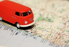 Road Trip, Imagining... (Fear_Through_The_Eyes) Tags: travel macro toy toys close