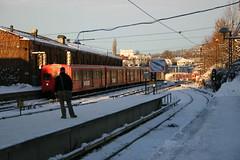 T-banen i Oslo (Andreas Viseth) Tags: metro blindern majorstuen montebello tbane tbanen slemdal 1300vogner 11vogner