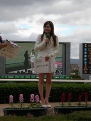 Rika Imai in Hanshin Racecourse2 DSCN6030 20081214