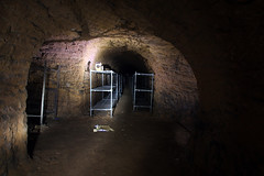 Dodge Hill air raid shelter - Stockport (Craig Hannah) Tags: abandoned underground sandstone tunnel stockport derelict greatermanchester dodgehillairraidshelter