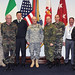 Foreign liaison officers visit USARAF