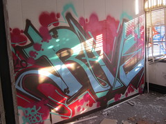 RAVE (Same $hit Different Day) Tags: graffiti bay san francisco area rave 1810