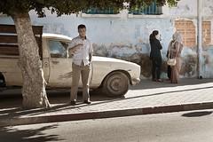 Young Tunisians (13) (Tom Szustek) Tags: street man photography women photographie post tunisia revolution tunisie tunisien unemployment tnez tunesien tunesi tunezja chmage economicgrowth younggeneration croissanceconomique uspecto