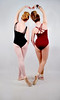 Ballet session (Jasmine Powney) Tags: blackandwhite ballet swansea vintage studio point portraiture highkey leotard nikond5100