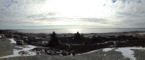 iPhone 5 Panorama at Peggy