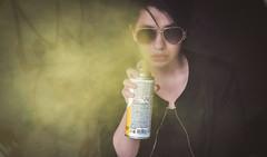 Graffiti Girl (thilbert1993) Tags: portrait oklahoma girl sunglasses yellow delete10 delete9 delete5 photography graffiti delete2 delete6 delete7 save3 delete8 delete3 delete delete4 save save2 save4 spraypaint save5 save6 krylon deletedbythedeletemeuncensoredgroup