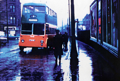 Trolley Bus, 1960s