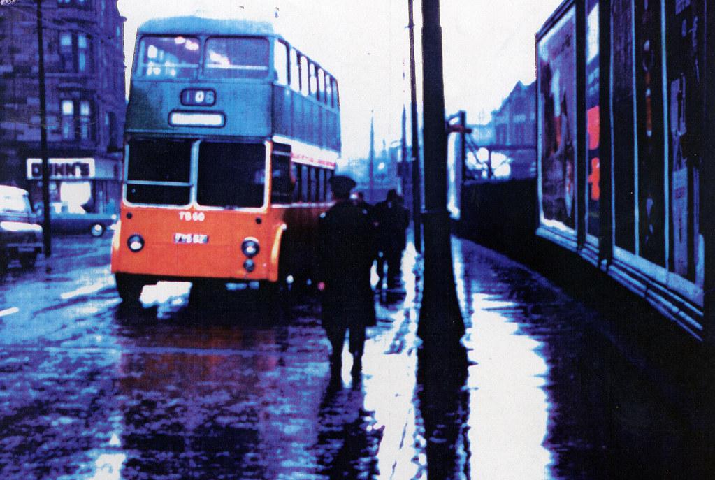 Trolley Bus, 1960s